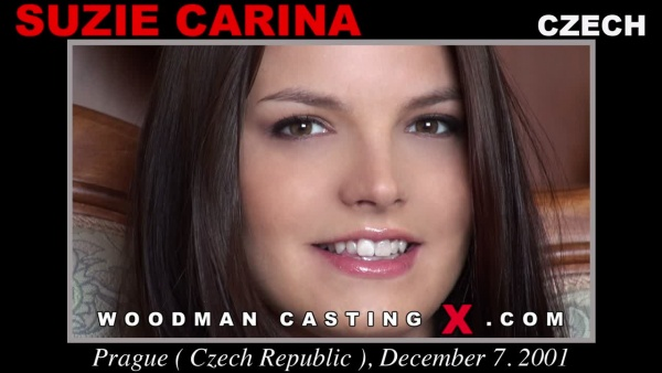 Suzie Carina Woodman Casting X