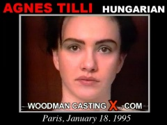 casting soft of AGNES TILLI video