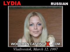 Watch our casting video of Lydia. Erotic meeting between Pierre Woodman and Lydia, a Russian girl.