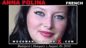 Check out this video of Anna Polina having an audition. Erotic meeting between Pierre Woodman and Anna Polina, a French girl.