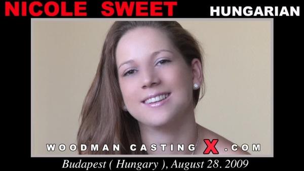 Nicole Sweet Woodman Casting X