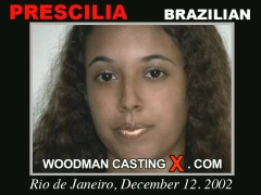 See the audition of Prescilia