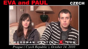 See the audition of Eva And Paul