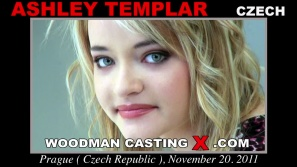 Watch our casting video of Ashley Templar. Erotic meeting between Pierre Woodman and Ashley Templar, a Czech girl.