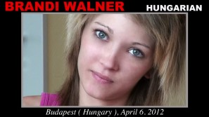 Watch Brandi Walner first XXX video. A Russian girl, Brandi Walner will have sex with Pierre Woodman.