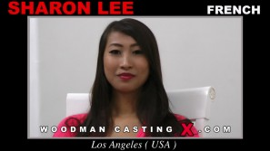 Look at Sharon Lee getting her porn audition. Erotic meeting beween Pierre Woodman and Sharon Lee, a French girl.