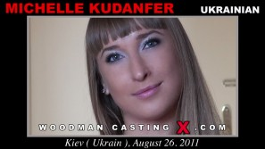 Check out this video of Michelle Kudanfer having an audition. Pierre Woodman fuck Michelle Kudanfer, Ukrainian girl, in this video.