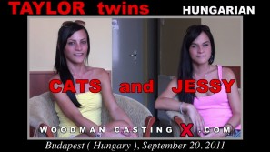 Watch Jessy And Cats Taylor first XXX video. A Hungarian girl, Jessy And Cats Taylor will have sex with Pierre Woodman.
