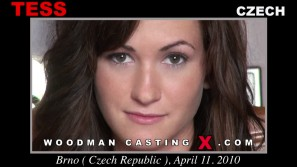 Access Tess casting in streaming. Pierre Woodman undress Tess, a Czech girl.