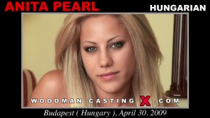 Watch Anita Pearl first XXX video. Pierre Woodman undress Anita Pearl, a Hungarian girl.