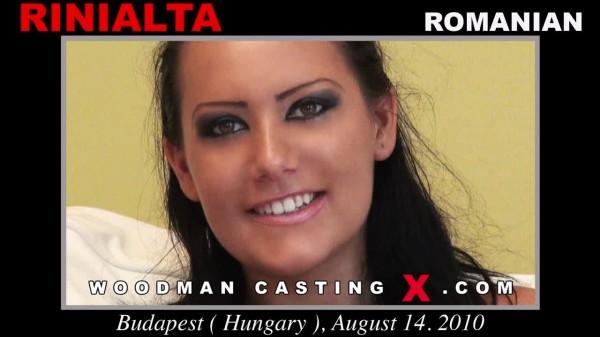 Rinialta Woodman Casting X