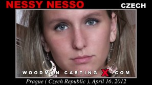 Watch our casting video of Nessy Nesso. Pierre Woodman fuck Nessy Nesso, Czech girl, in this video.
