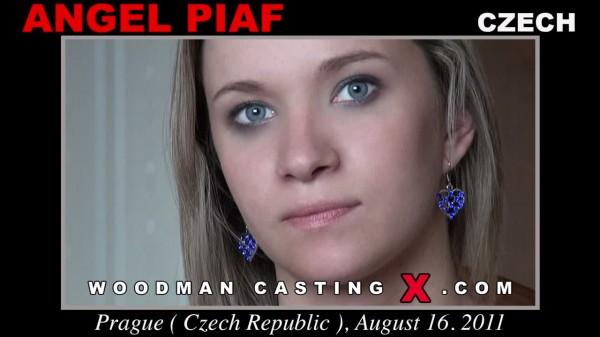 Angel Piaf Woodman Casting X