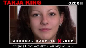 Look at Tarja King getting her porn audition. Pierre Woodman fuck Tarja King, Czech girl, in this video.