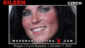 Watch our casting video of Eileen. Erotic meeting between Pierre Woodman and Eileen, a Czech girl.