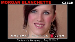 Watch our casting video of Morgan Blanchette. Erotic meeting between Pierre Woodman and Morgan Blanchette, a Czech girl. 