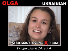 Check out this video of Olga  having an audition. Erotic meeting between Pierre Woodman and Olga , a Ukrainian girl. 