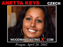 Watch our casting video of Anetta Keys. Pierre Woodman fuck Anetta Keys, Czech girl, in this video.