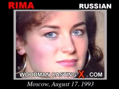 Look at Rima getting her porn audition. Erotic meeting between Pierre Woodman and Rima, a Russian girl.