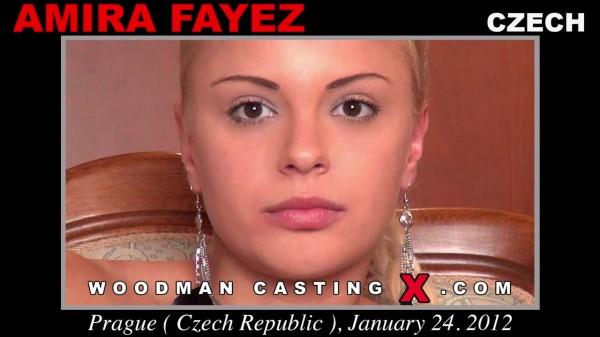 Amira Fayez Woodman Casting X