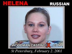 Watch our casting video of Helena. Erotic meeting between Pierre Woodman and Helena, a Russian girl. 