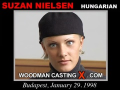 Watch Suzan Nielsen first XXX video. Pierre Woodman undress Suzan Nielsen, a Hungarian girl.